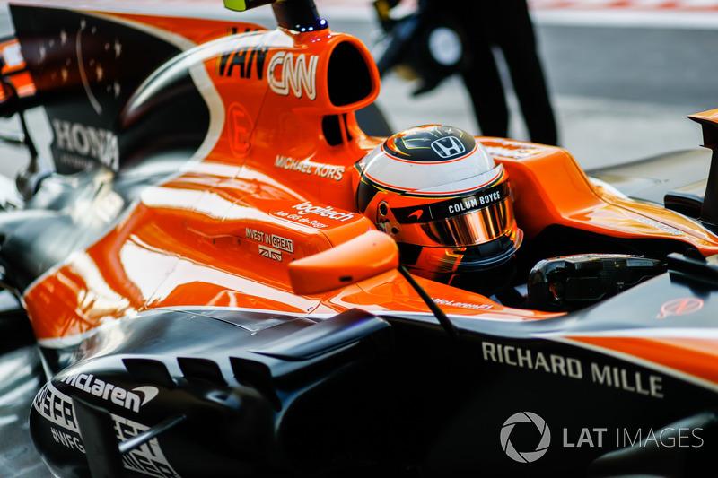 13. Stoffel Vandoorne, McLaren