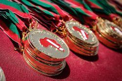 Merzouga Rally medals