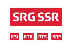 SRG SSR, logotype