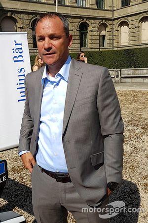 Gian Rossi, Leiter Region Schweiz, Julius Bär