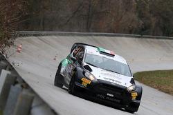 Стефано д'Асте и Линда д'Асте, Ford Fiesta RS WRC