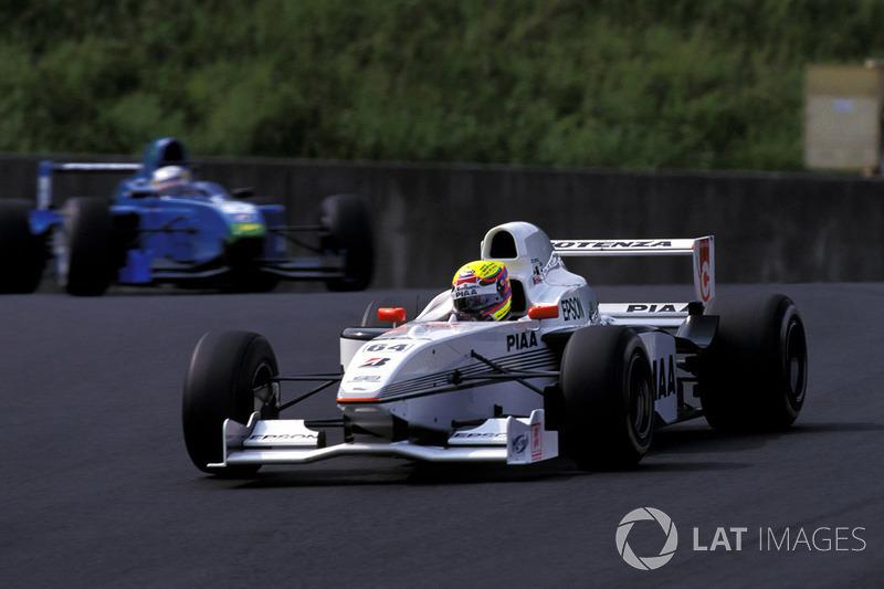 1999: Tom Coronel, Nakajima Racing
