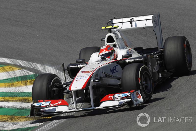 2011: Sauber C30