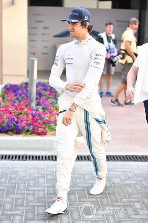 Lance Stroll, Williams
