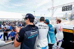 Nelson Piquet Jr., Jaguar Racing, Sébastien Buemi, Renault e.Dams