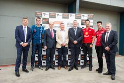 James Warburton, Garth Tander, Garry Rogers Motorsport, Andrew Westacott, Larry Perkins, John Harnde