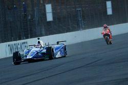 Takuma Sato, Andretti Autosport Honda, Marc Marquez, Repsol Honda Team
