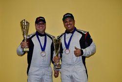 FARA MP2B Enduro Champions Johary Gonzalez and Fabian Santos of FS Tuning