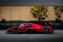 Nueva decoración de Mazda Motorsports Team Joest RT24-P