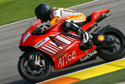 Michael Schumacher, Ducati Team