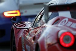 Matteo Malucelli, Ferrari 458 GT3