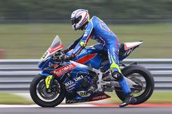 Bradley Ray, Buildbase Suzuki