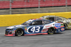 Darrell Wallace Jr., Richard Petty Motorsports, Chevrolet Camaro Kroger / Coca-Cola and Kasey Kahne, Leavine Family Racing, Chevrolet Camaro Thorne
