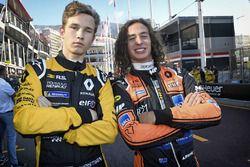 Christian Hahn, Fortec Motorsports, Alex Peroni, MP Motorsport