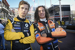 Christian Hahn, Fortec Motorsports, Alex Peroni, MP Motorsport