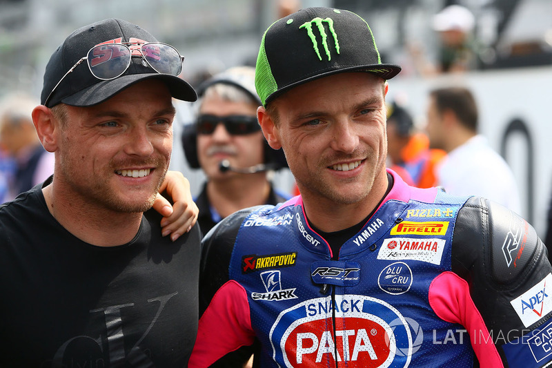 Sam Lowes, Alex Lowes, Pata Yamaha