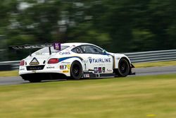 #1 Team Parker Racing Ltd - Bentley Continental GT3 - Rick Parfitt Jnr, Ryan Ratcliffe