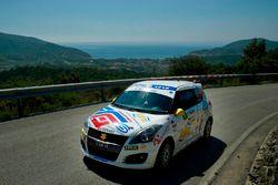Andrea Scalzotto, Daniele Cazzador, Suzuki SWIFT Sport 1.6 R1B, Funny Team