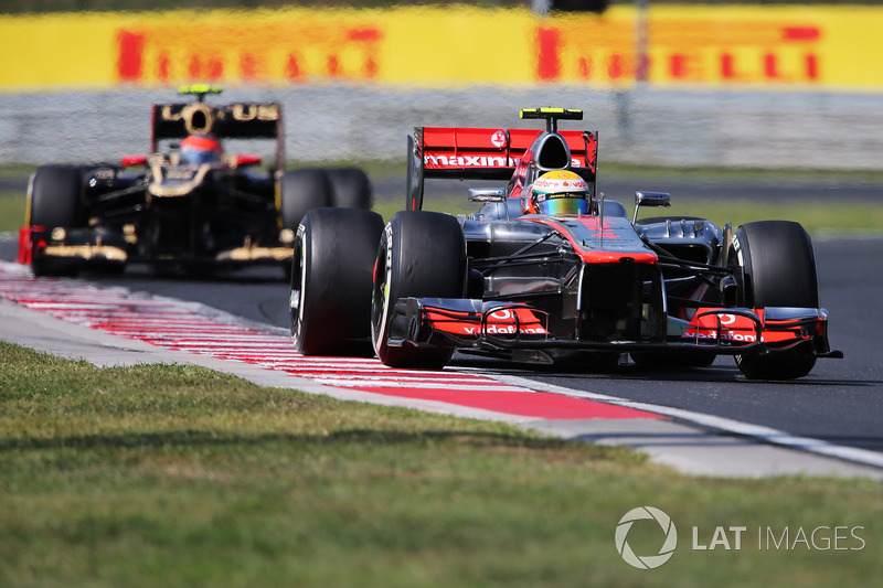 2012 Lewis Hamilton, McLaren