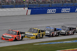 Cody Coughlin, ThorSport Racing Toyota, Grant Enfinger, ThorSport Racing Toyota, Christopher Bell, K