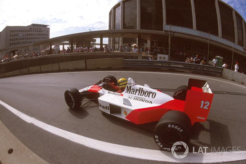 9 - GP de Detroit, 1988, Detroit (EUA)