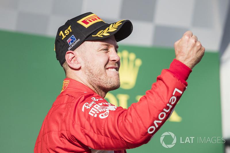 Grand Prix d'Australie 2018