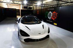 McLaren del Programma Pirelli Hot Lap