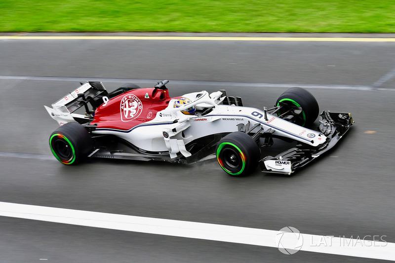 20 місце — Маркус Ерікссон, Sauber — 0
