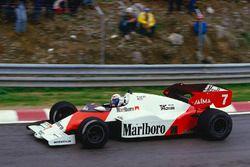 Alain Prost, McLaren MP4/2 TAG Porsche