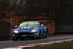 #11 TF Sport Aston Martin V12 Vantage: Mark Farmer, Nicki Thiim