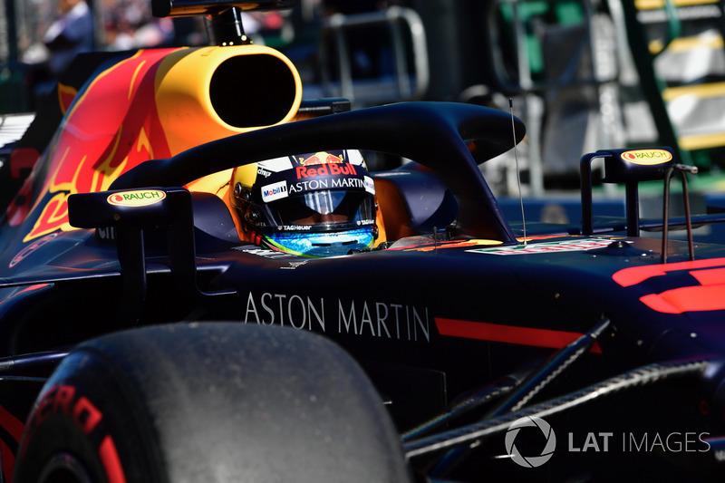 """4e Daniel Ricciardo: """"We zitten dicht bij Ferrari"""""""