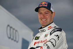 Андреас Баккеруд, EKS Audi Sport