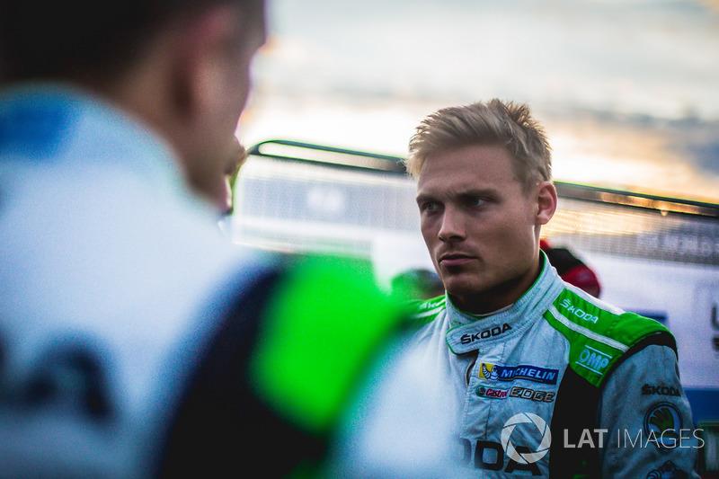 #7 Pontus Tidemand, M-Sport Ford WRT