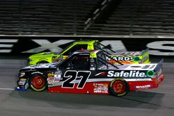 Ben Rhodes, ThorSport Racing Toyota and Matt Crafton, ThorSport Racing Toyota