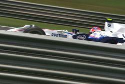 Роберт Кубица, BMW Sauber F1.08