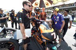 Adam Norrodin, SIC Racing Team, fake Rossi