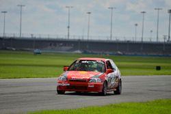 #105 MP4C Honda Civic, Dennis Fernandez, DRT