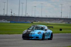 #08 MP1B Porsche GT3 Cup, Franck Silah, Guillermo Fernandez, MGM Racing