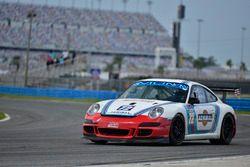 #72 MP2A Porsche GT3, Warren Cooper, MGM Motorsports