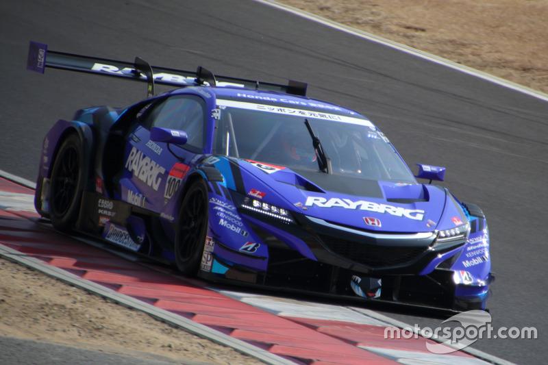 "<img src=""https://cdn-7.motorsport.com/static/img/cfp/0/0/0/200/227/s3/united_kingdom-2.jpg"" alt="""" width=""20"" height=""12"" />Дженсон Баттон и Наоки Ямамото–Team Kunimitsu, №100 (Honda NSX-GT)"