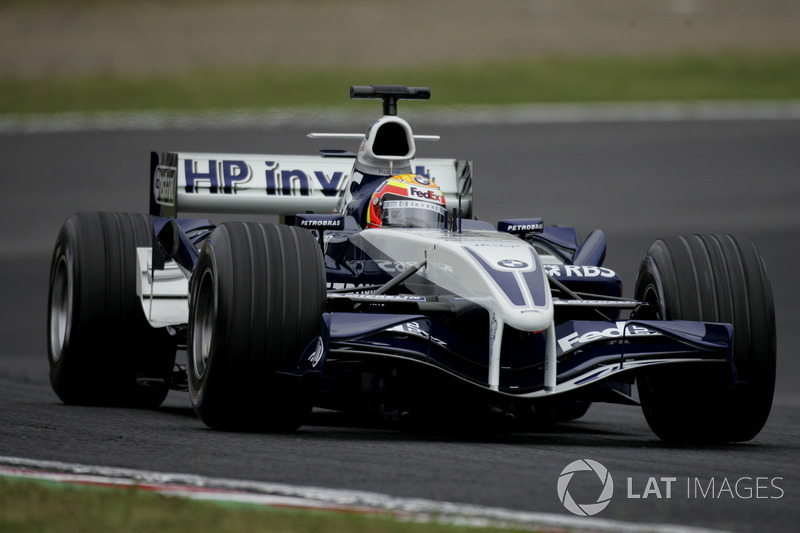 2005 (Mark Webber, Williams-BMW FW27)