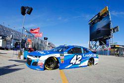 Kyle Larson, Chip Ganassi Racing, Credit One Bank Chevrolet Camaro