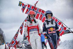 Scott Martin, Citroën World Rally Team, Daniel Barritt, M-Sport Ford