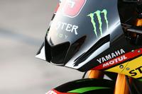 Yamaha Factory Racing M1, dettaglio della carena