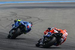 Iannone and Andrea Dovizioso, Ducati Team