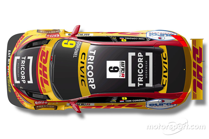 Tom Coronel, Honda Civic