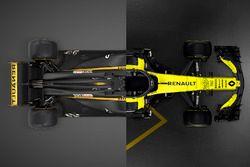 Renault R.S.17 vs. R.S.18 Comparison