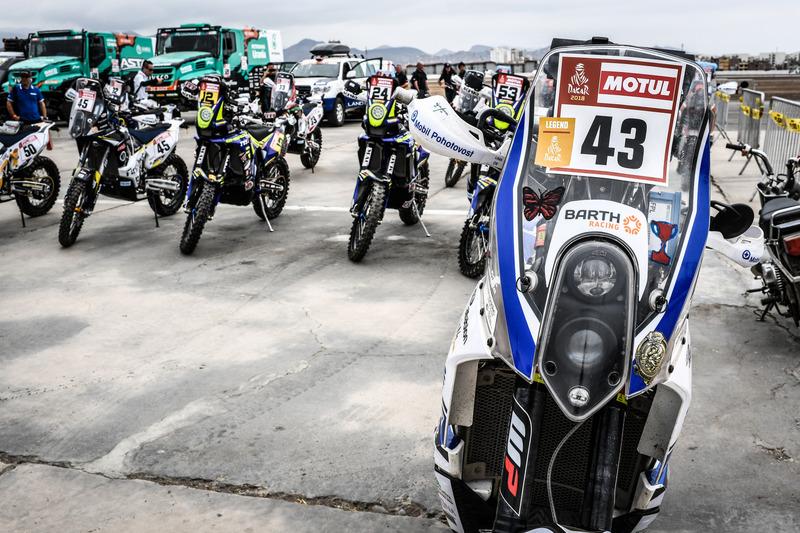 #43 KTM: David Pabiska