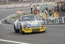 Reinhold Joest, Claude Haldi, Porsche Carrera RSR