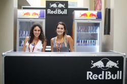 Red Bull girls